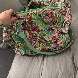 EUC Vera Bradley Weekender Bag